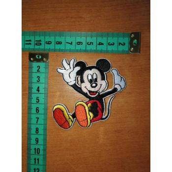 Felvasalható folt Mickey egér