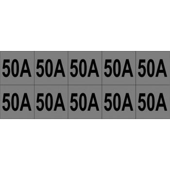 50A 10 db/ív