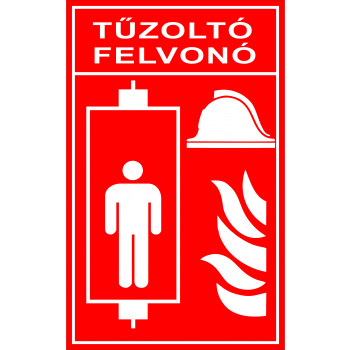 Tűzoltó felvonó 1