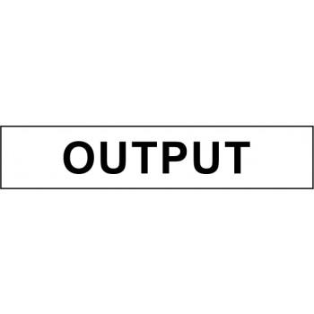 Output matrica