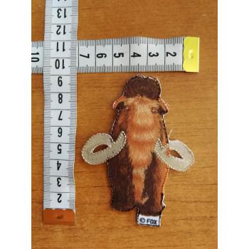 Felvasalható folt mamut