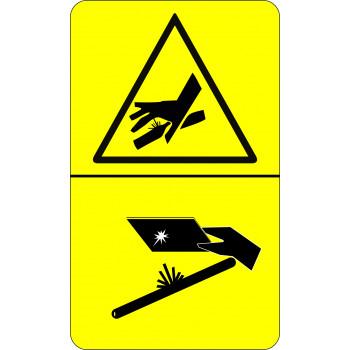 Kéz sérülése, tűkőr használata!