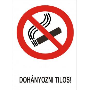 Dohányozni tilos! 02