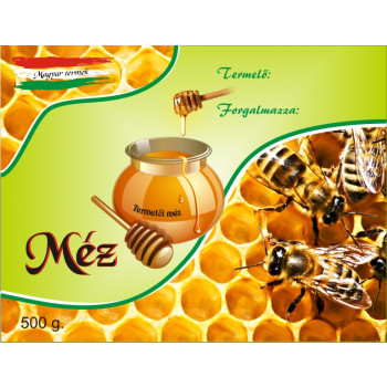 Méz matrica 01