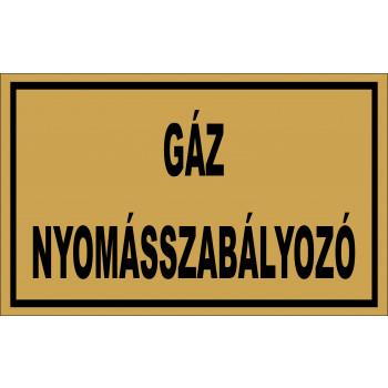 Gáz nyomásszabályozó