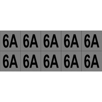 6A 10 db/ív