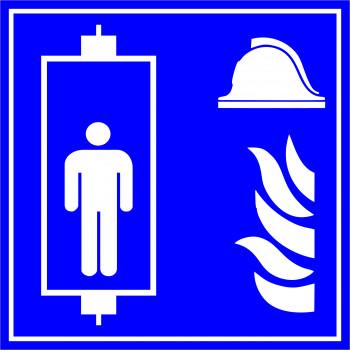 Tűzoltó felvonó 15 x15