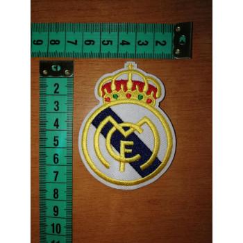 Felvasalható folt Real Madrid