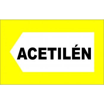 Acetilén matrica