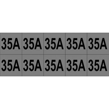 35A 10 db/ív
