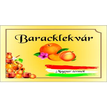Baracklekvár matrica 01