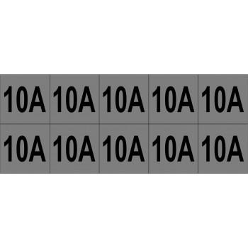 10A 10 db/ív
