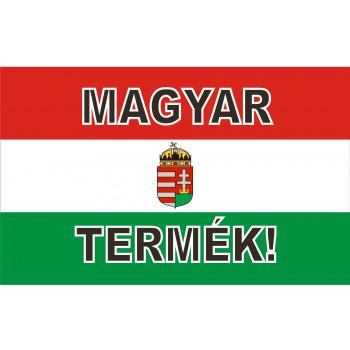 Magyar termék matrica