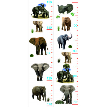 Magasságmérő - Elefánt