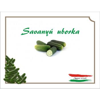 Savanyú uborka