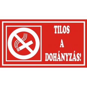 Tilos a dohányzás! 02