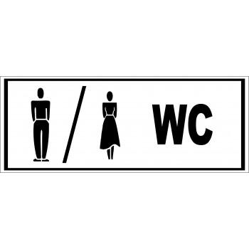Férfi-Női WC