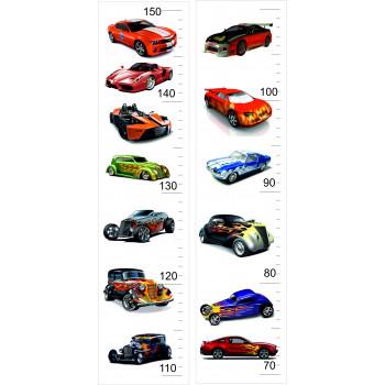 Magasságmérő - Autók
