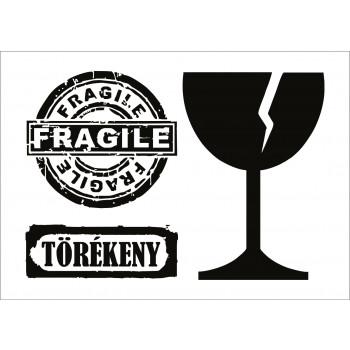 Törékeny / Fragile 01