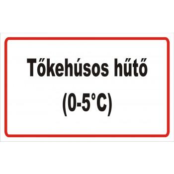 ANTSZ matrica - Tőkehúsos hűtő